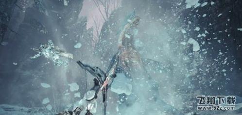 怪物猎人世界冰原冥赤龙任务攻略_52z.com