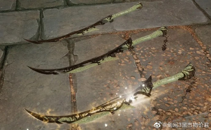 剑网3全门派100级小橙武高清图片分享_52z.com