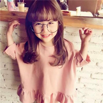 2020小女孩可爱头像高清图片 超乖超可爱小萝莉小女孩图片