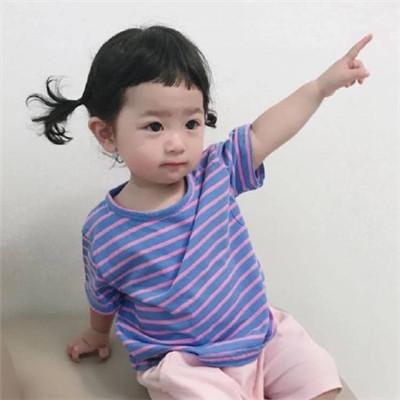 2020最火女生萌娃图像大全可爱 可爱的小女孩头像超萌2020最新