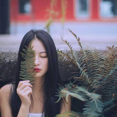 QQ头像女生森系唯美小清新2020最新 简约森系小清新的女生QQ头像