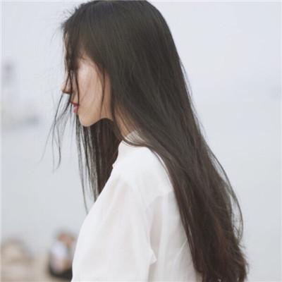 森系文艺范女生长发头像2020精选 森系女生文艺有气质头像2020精选