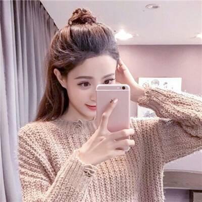 2020微信头像经典可爱女生手机控 小清新手机控女生精致优雅头像