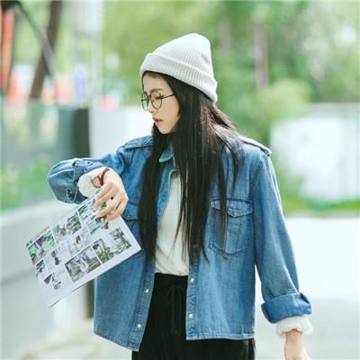 森系文艺范女生头像大全2020 森系文艺女生头像图片小清新_52z.com