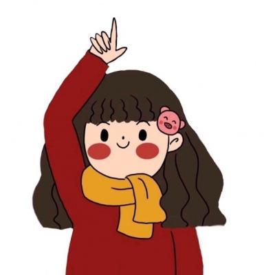 最新可爱情侣头像两张一人一张 适合年轻小情侣的卡通头像_52z.com