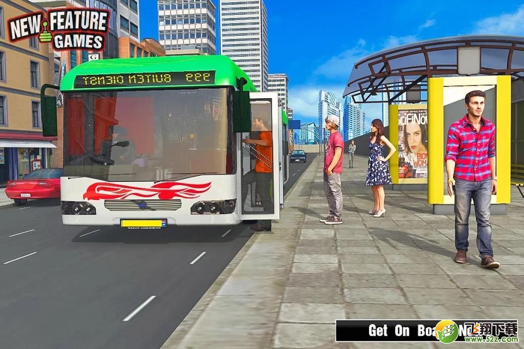 现代巴士模拟2020V3.5 安卓版_52z.com