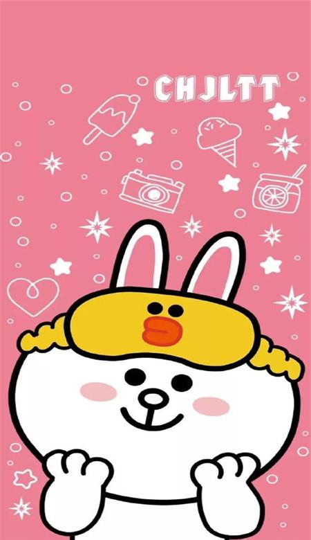 卡通可爱情侣壁纸大全 可爱情侣手机壁纸卡通大全_52z.com