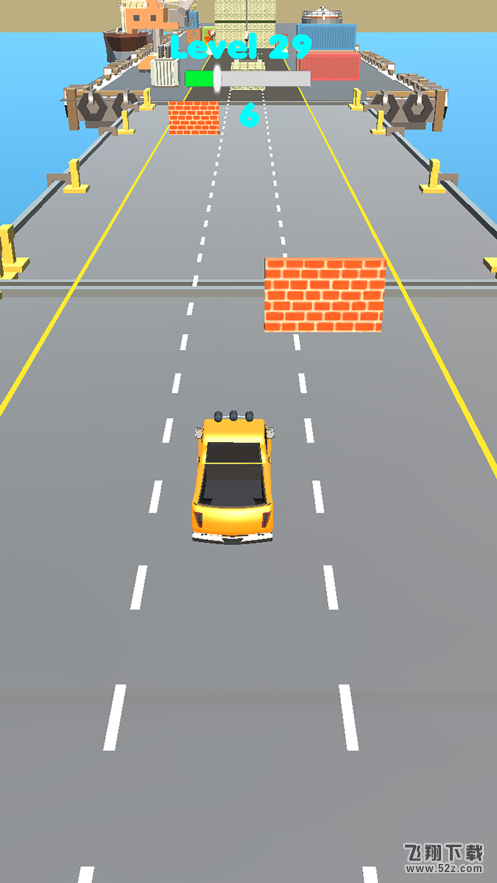 汽车与墙壁V1.0 苹果版_52z.com