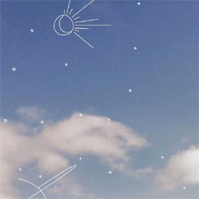 能带来好运的微信头像星星图片 好看又好运的星星图片头像_52z.com