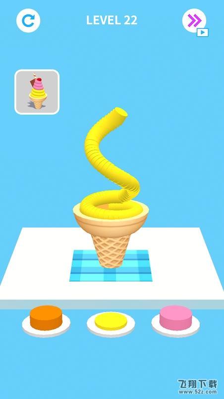 美味的食物3DV0.0.1 安卓版_52z.com