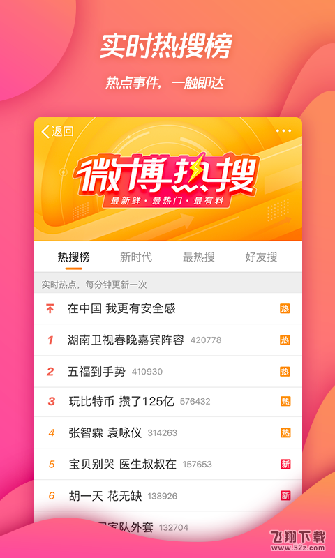 新浪微博V10.3.0 安卓版_52z.com