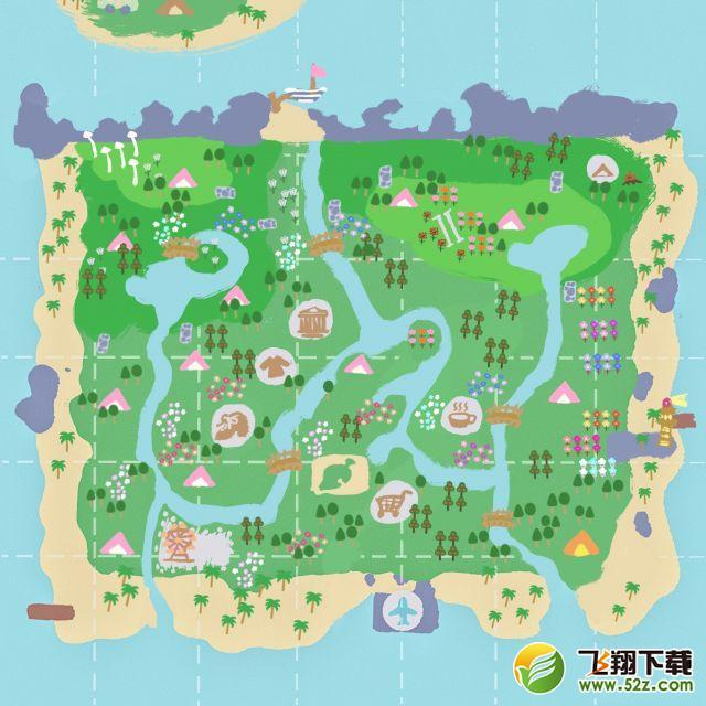 《集合啦!动物森友会》岛屿选择攻略_52z.com