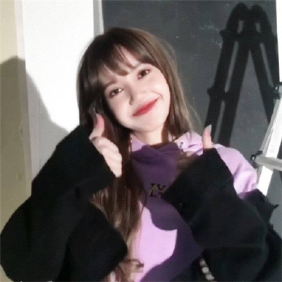 人间芭比Lisa头像大全 超级好看可爱的Lisa高清头像_52z.com