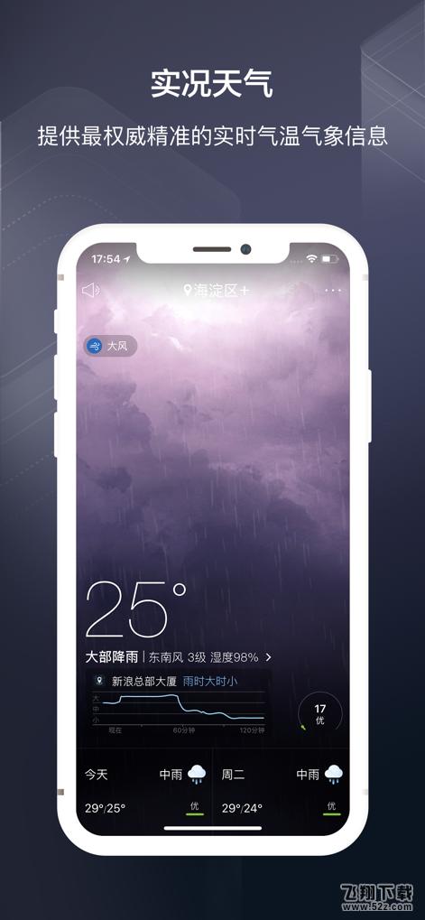 天气通V6.32 安卓版_52z.com
