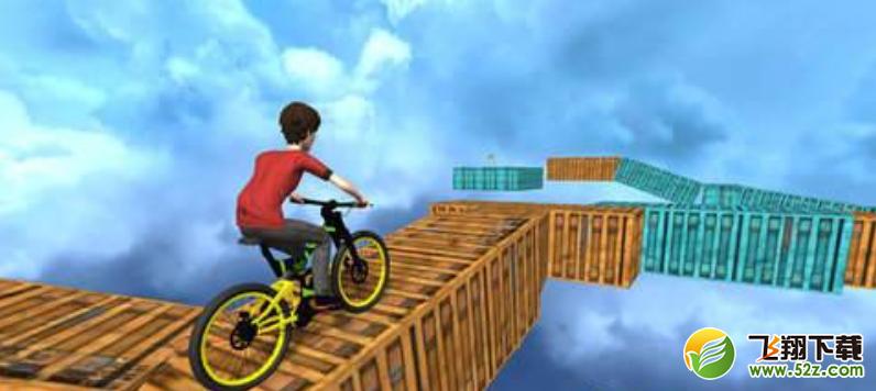 自行车极限特技V1.6 安卓版_52z.com