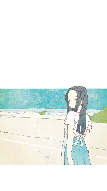 手机壁纸大全可爱卡通女生版 可爱卡通小女生图片手机壁纸