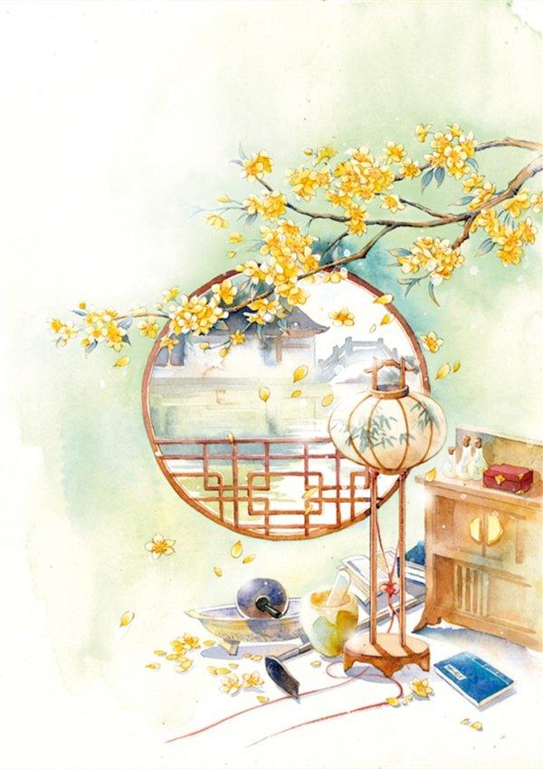 古风手机壁纸高清美男动漫 帅气古风动漫美男子高清手机壁纸_52z.com
