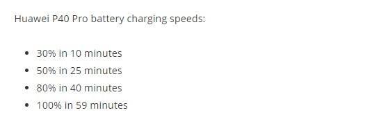 华为p40pro支持多少w快充 华为p40pro无线充电功率多少W_52z.com