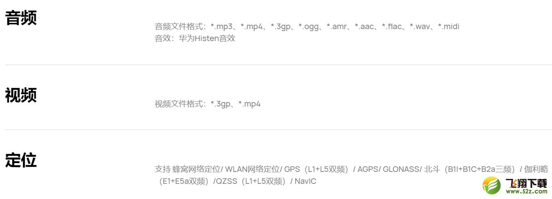 华为p40pro有双频GPS吗 华为p40pro支持双频GPS吗_52z.com