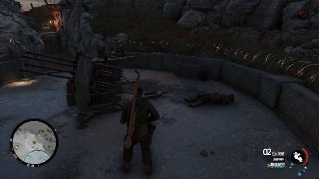 《狙击精英4》玛咖泽诺设施挑战达成攻略