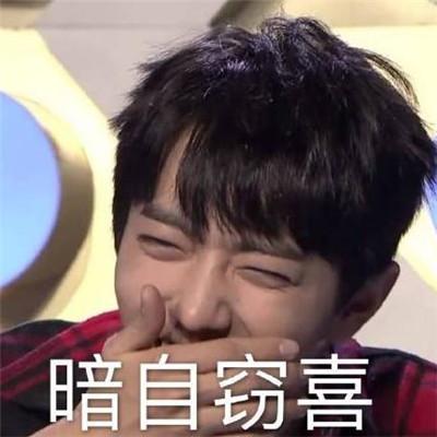 肖战表情包带字无水印 肖战微信聊天表情包图片_52z.com