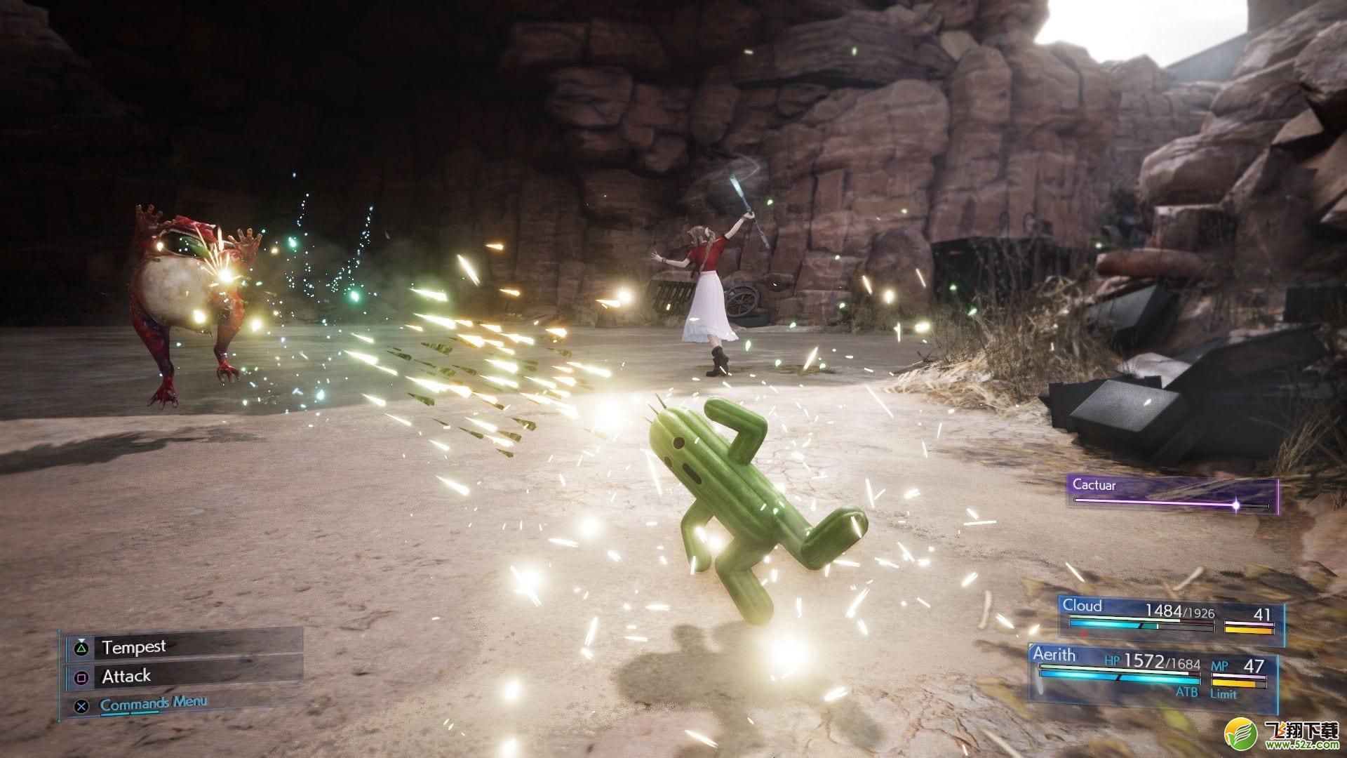 《最终幻想7重制版》自动疗伤魔晶石获取攻略_52z.com