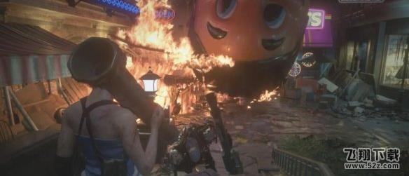 《生化危机3重制版》榴弹枪火焰弹获取攻略_52z.com