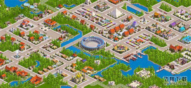 玩家需要設計并建立起一個繁華的羅馬城市,合理規劃房屋,別墅和廢宅圖片