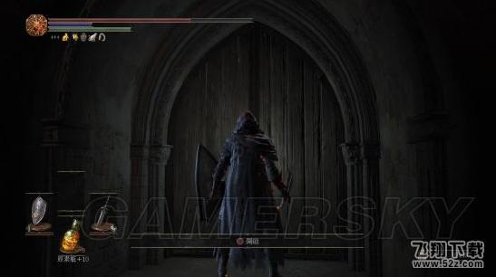 黑暗之魂3DLC艾雷德尔礼拜堂怎么打