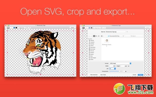 SVG ConverterV3.0.1 Mac版_52z.com