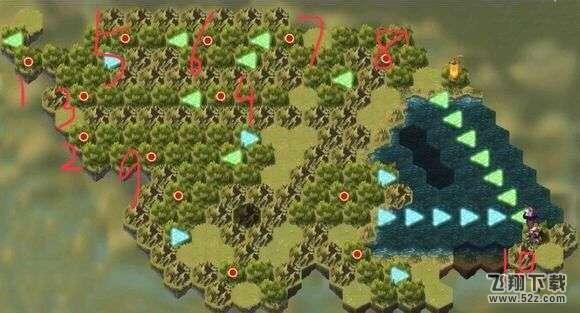 剑与远征副本血棘丛林通关视频攻略_52z.com