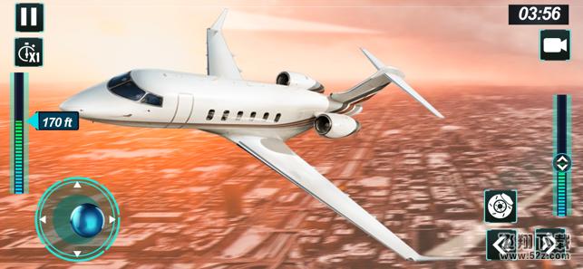 飞机飞行模拟器2020V1.0 苹果版_52z.com