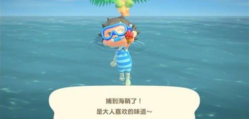 《集合啦!动物森友会》潜水玩法攻略