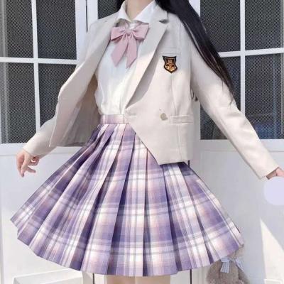 校园制服女生头像不露脸_52z.com
