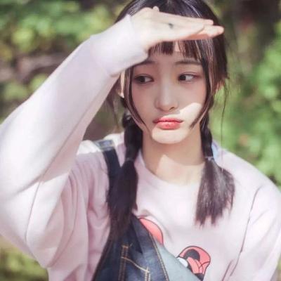 夏日小清新女生头像大全_52z.com