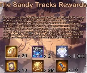 剑与远征迷轨沙洲活动奖励一览_52z.com