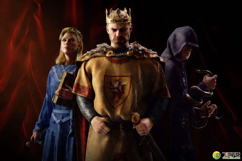 《王国风云3》防止继承人夭折方法攻略_52z.com