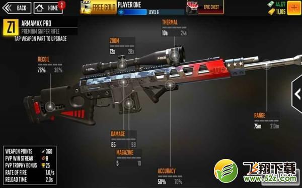 狙击手的袭击中文版_52z.com