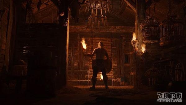《刺客信条:英灵殿》圣奥本斯修道院钥匙位置一览_52z.com