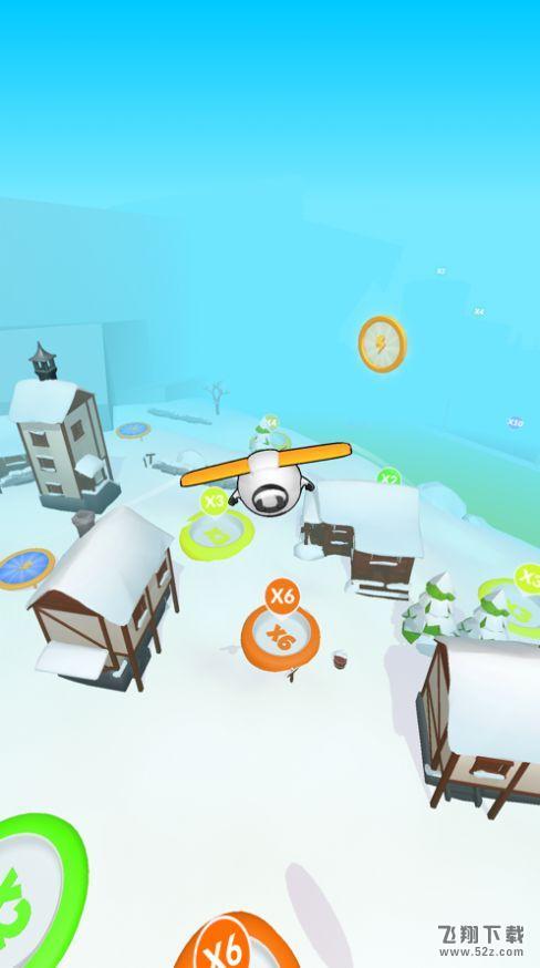 超能滑翔机3DV1.0 苹果版_52z.com