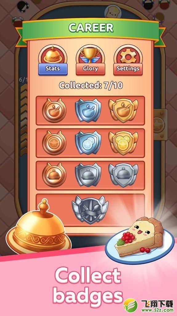 空闲食物大亨V1.3.2 安卓版_52z.com