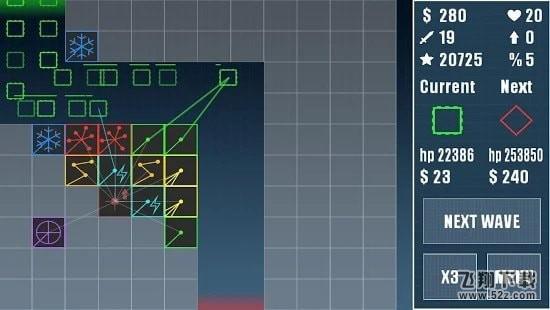 激光塔防御V1.4 安卓版_52z.com