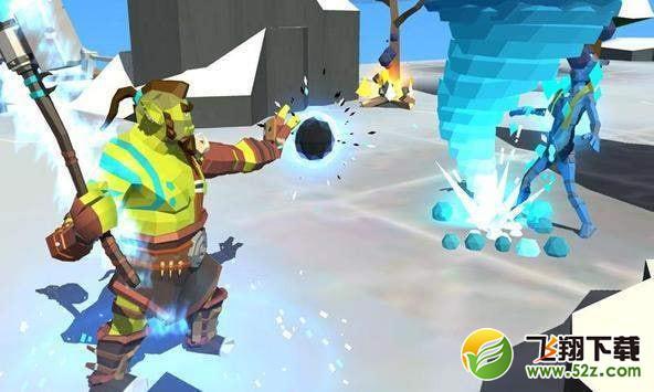大型兽人超级英雄冒险V0.4 安卓版_52z.com