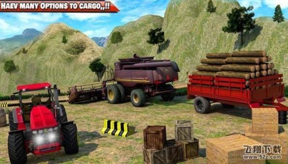 拖拉机越野货运V2.0.25 安卓版_52z.com
