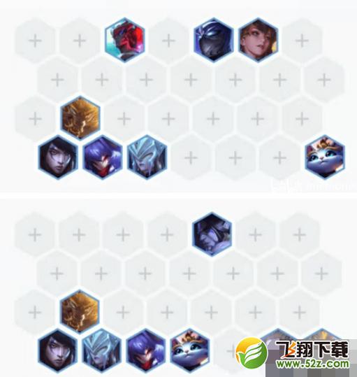 lol云顶之弈10.24月神猎阵容玩法攻略_52z.com