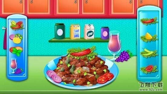烹饪超级糖醋鸡V1.2 安卓版_52z.com