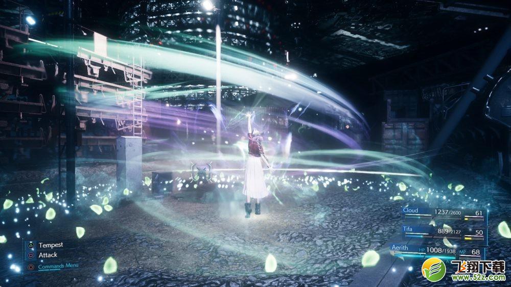 最终幻想7重制版免安装绿色版_52z.com