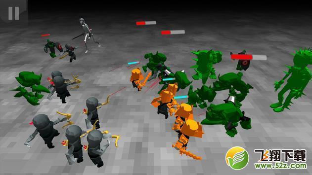 僵尸军队战斗模拟V1.09 安卓版_52z.com