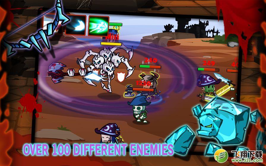 魔兽战纪(Heroes vs Monsters)V3.4.0 手机版_52z.com