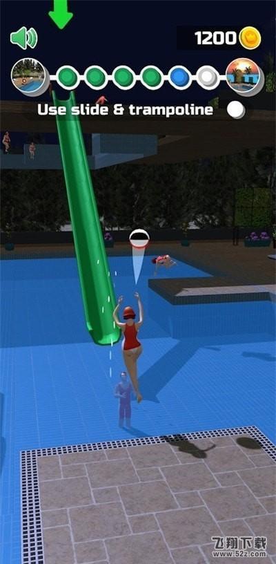 游泳投篮V1.0.106 安卓版_52z.com